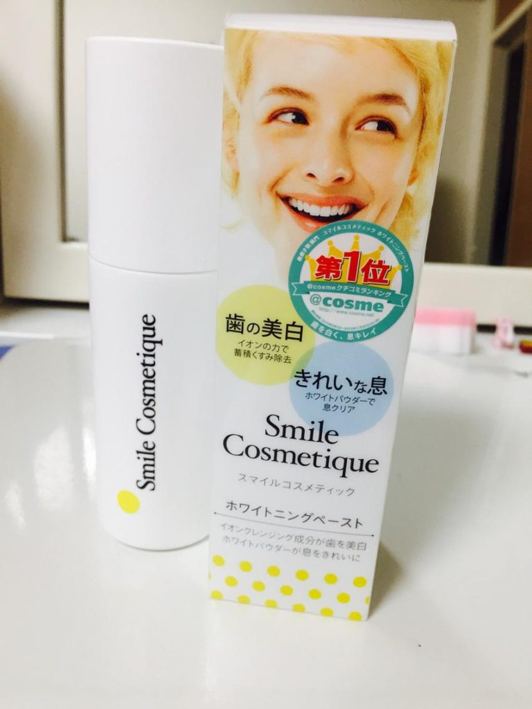 SmileCosmetique–Kemđánhrănglàmtrắngrăng