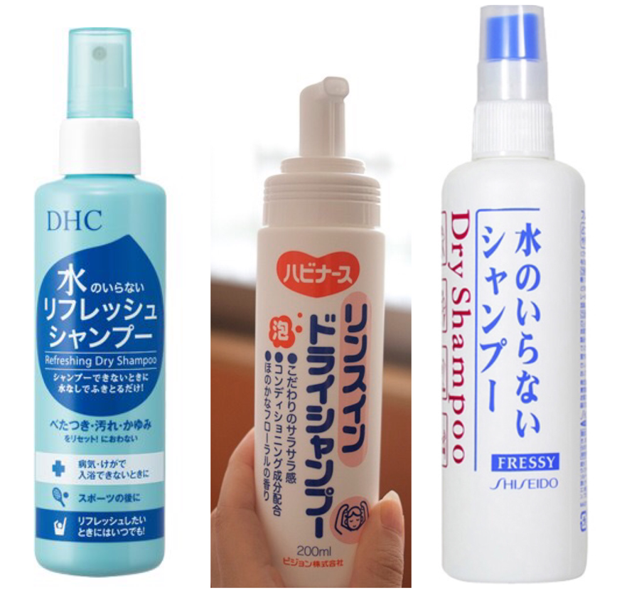 Dryshampoo–dầugộiđầukhô
