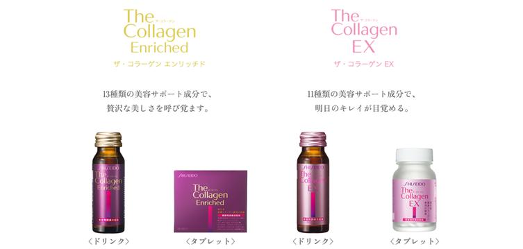 Collagen – shiseido