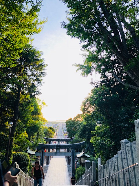 Đền Miyajidake