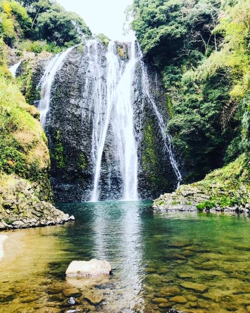 Du lịch sinh thái Thác Ryumon và con dốc Tatsumonji