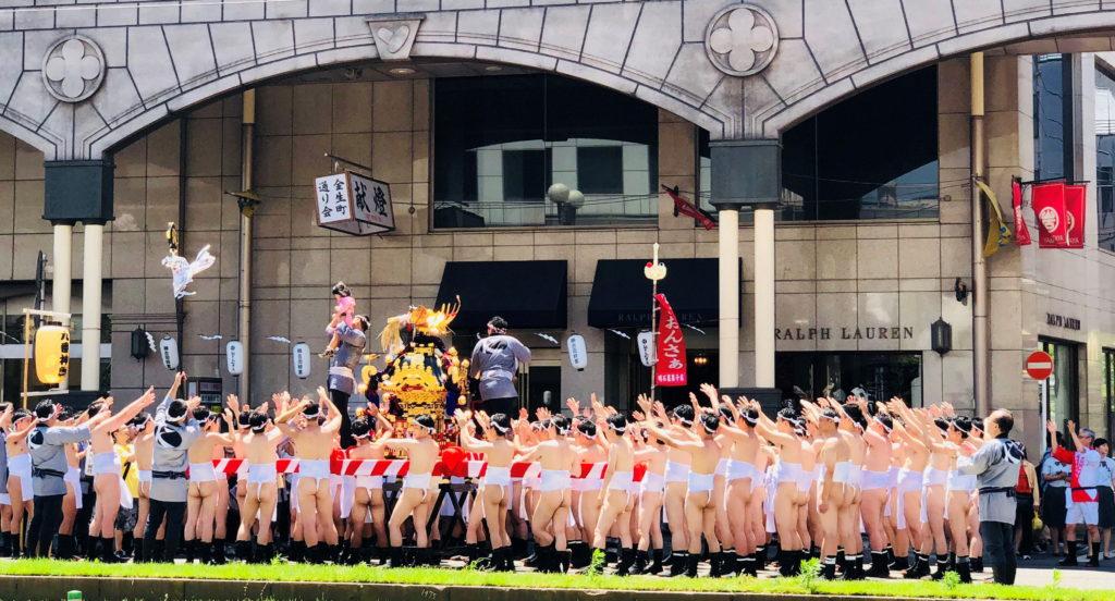 Lễ hội O-GI-ON-Saa Lễ hội mang sắc màu Kagoshima tháng 7